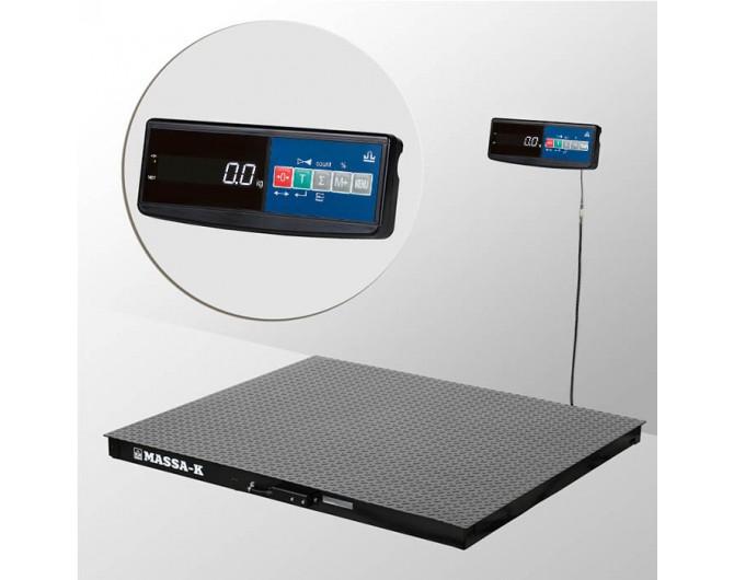 Весы платформенные 4D-PM-10/10_A