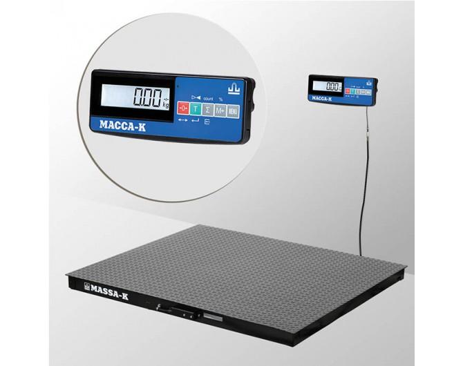 Весы платформенные 4D-PM-12/10_A(RUEW)