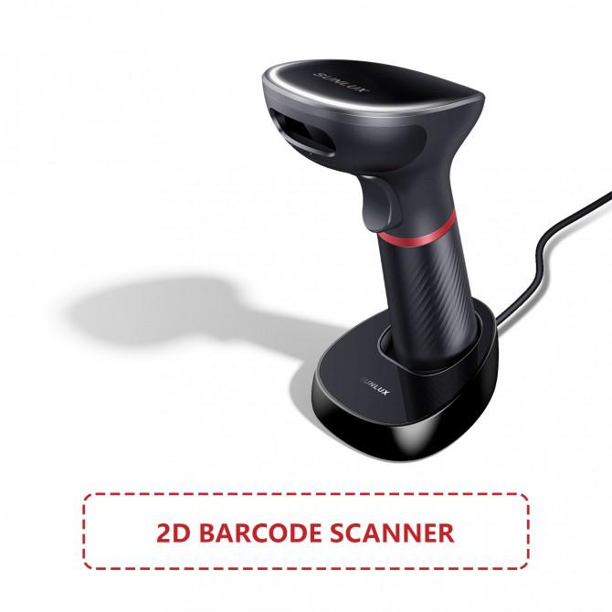 Cканер штрих-кода SUNLUX XL-9610