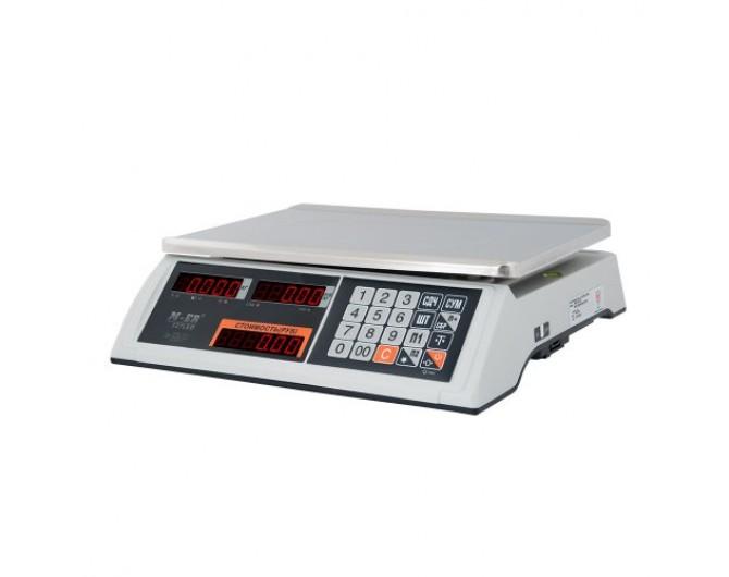 Весы торговые M-ER 327 LED
