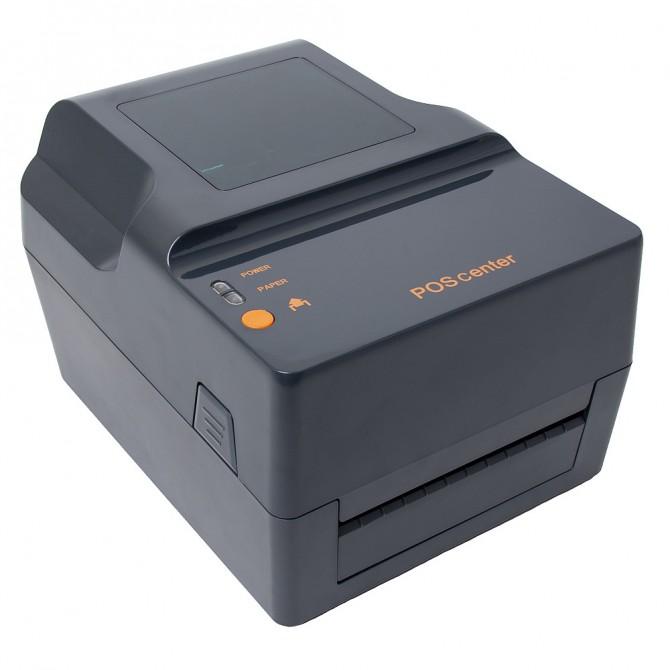 Термотрансферный принтер этикеток POScenter TT-100USE