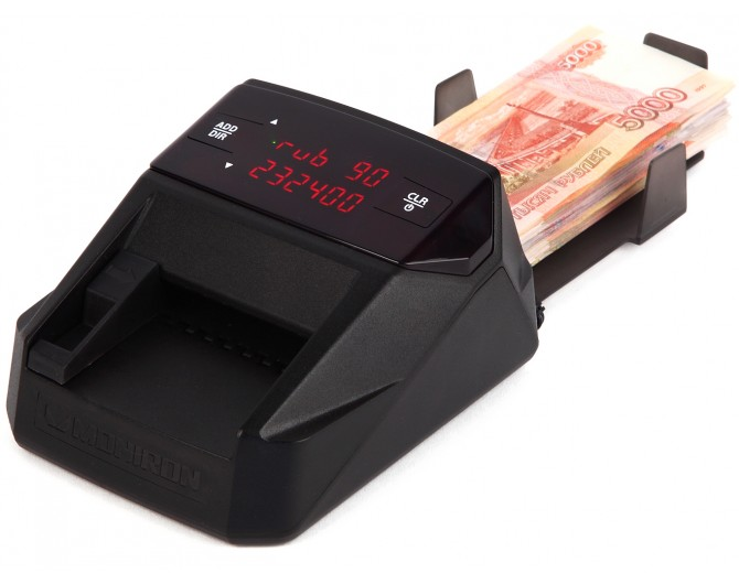 Moniron Dec Ergo автоматический детектор банкнот (валют)